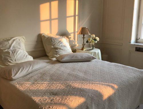 Villa Heckenfels Suite Bed