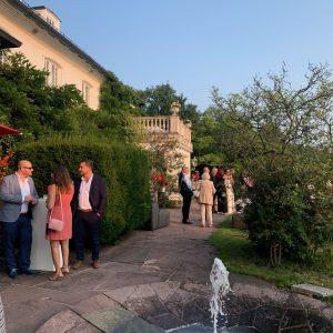 Villa Heckenfels Brunnen