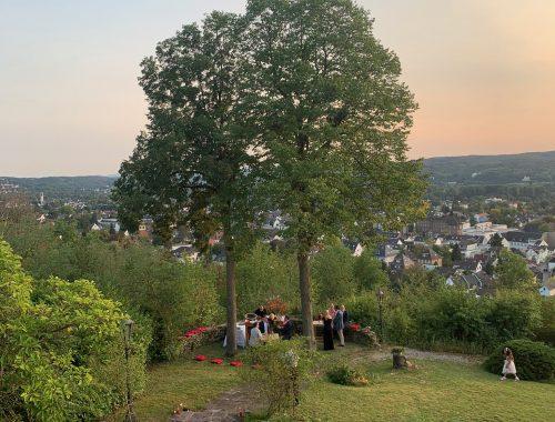 Villa Heckenfels Ausblick