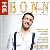 Die white. a fair im Bonner TOP-Magazin