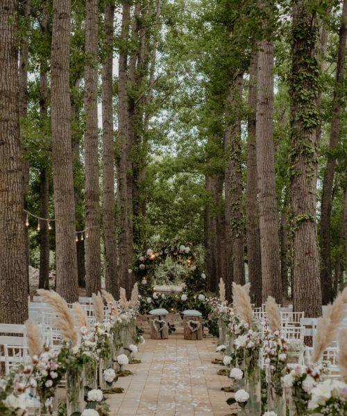 Forest Wedding Waldhochzeit